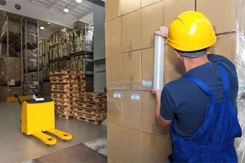 Packaging-man